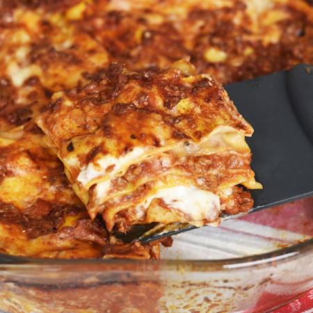 lasagna lasagne bolognese